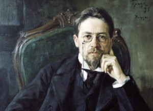 Reproduction of Portrait of Anton Chekhov